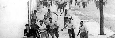El Torico de Chiva. Año 1955