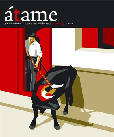 "Revista cultural ""Átame"""