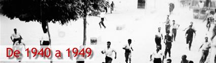 De 1940 a 1949