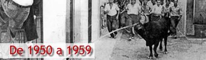 De 1950 a 1959